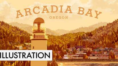 Arcadia Bay Poster