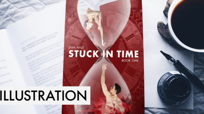 Stuck In Time BookCover